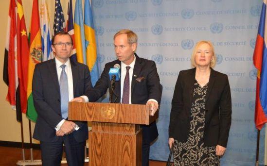 Совбез ООН призвал к достижению исторического соглашения по Кипру - Вестник Кипра