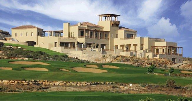 Международный турнир по гольфу на Кипре