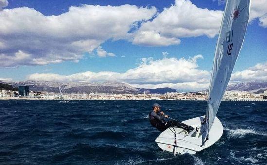 Павлос Контидис – победитель Чемпионата мира в олимпийских классах яхт - Вестник Кипра