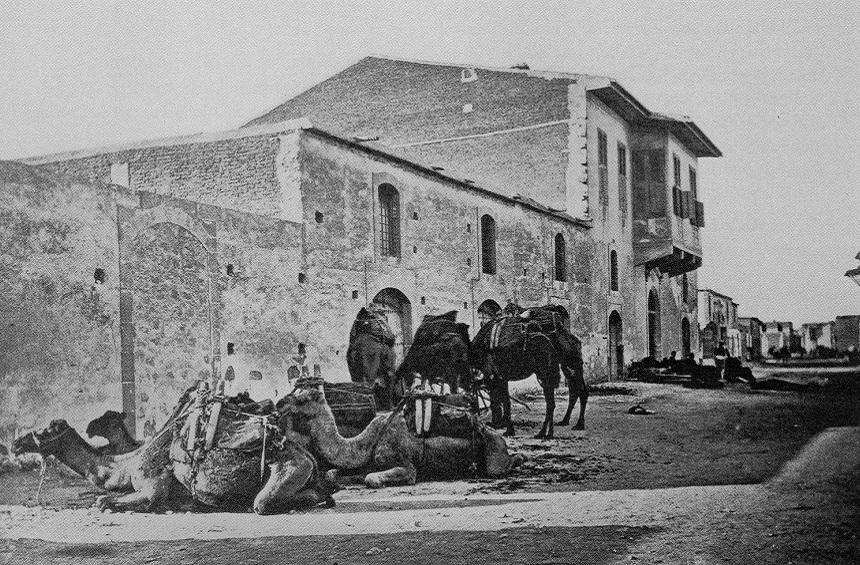 Как киприоты пересели с ослов за руль - Вестник Кипра