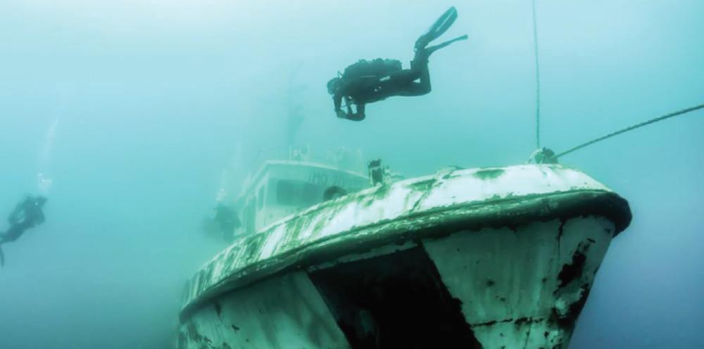 Искусственные рифы Кипра - Вестник Кипра