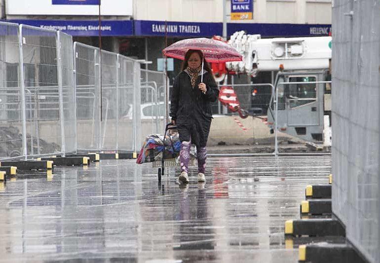 Дожди возвращаются на Кипр