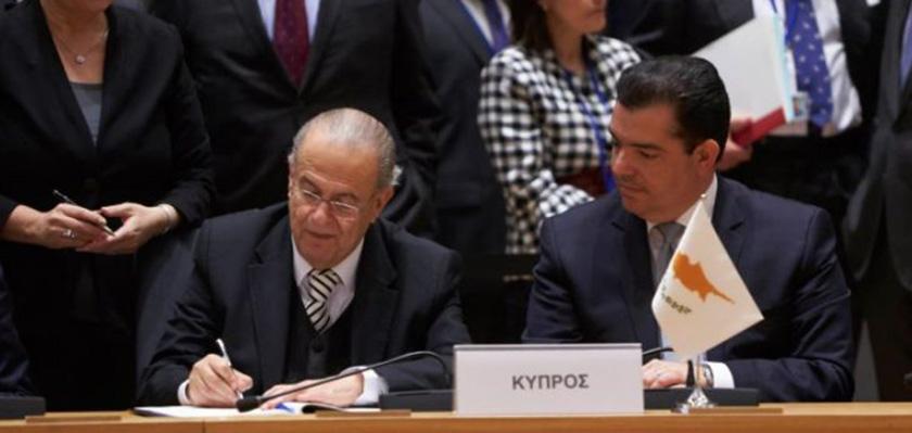Кипр пописал европейский оборонный пакт | CypLIVE