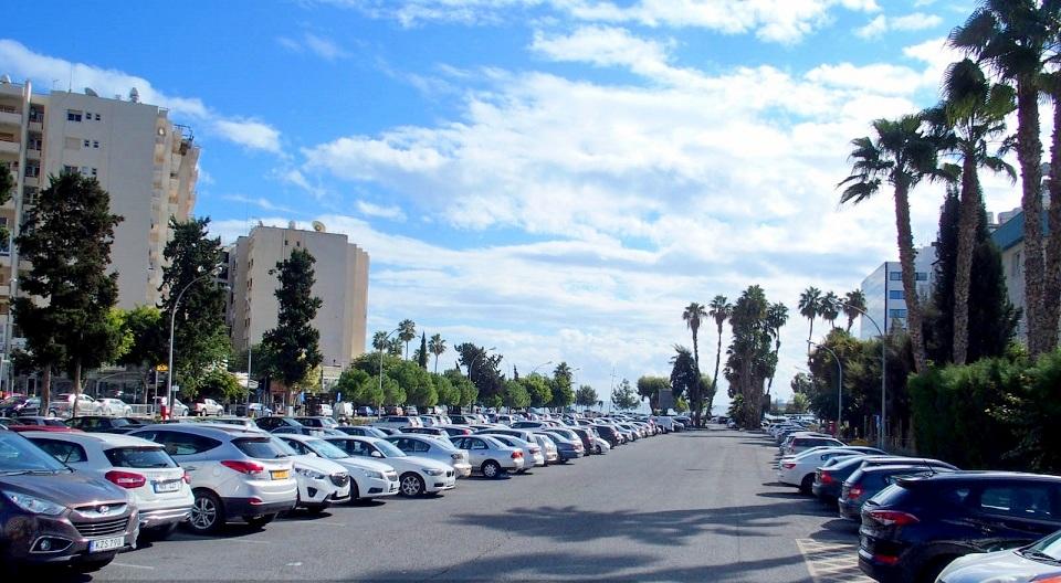 Что будет на месте парковки Энаэриос - Вестник Кипра