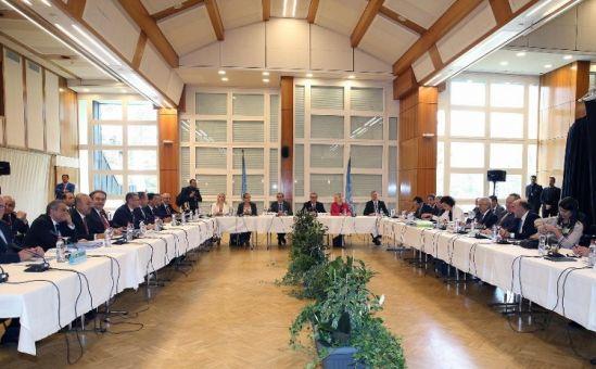 Новый раунд переговоров - Вестник Кипра