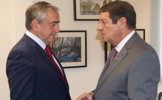 Лидеры двух общин встретятся в вторник - Вестник Кипра