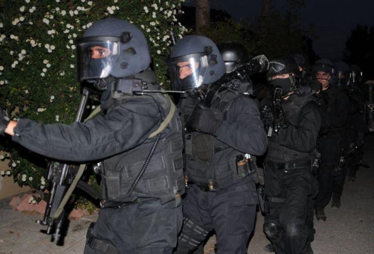 Антитеррористические учения спровоцировали панику в Лимассоле