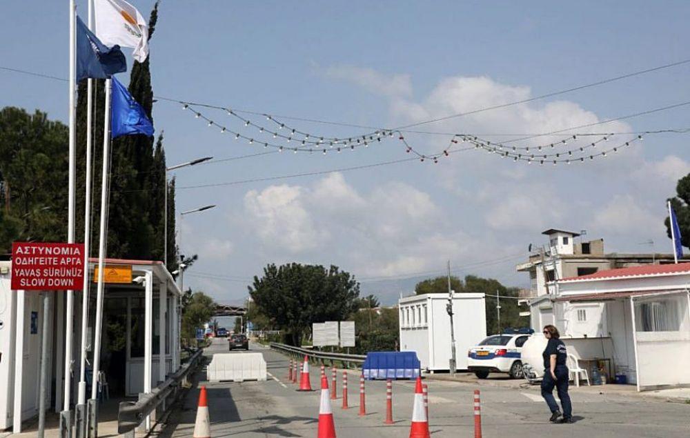 КПП с оккупированной территорией откроются через два месяца - Вестник Кипра