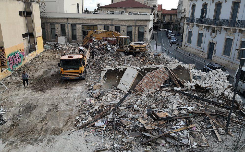 В центре Лимассола построят Школу изящных искусств - Вестник Кипра