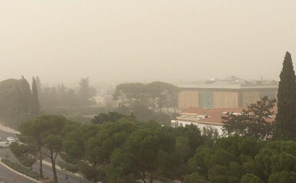 7 вопросов и ответов о пыльных бурях - Вестник Кипра