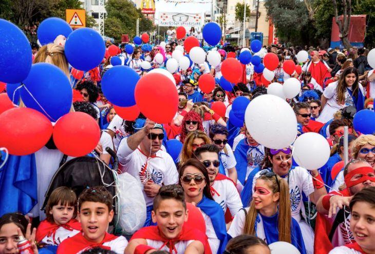 Рестораны, кафе и бары Кипра, видимо, откроются после карнавала