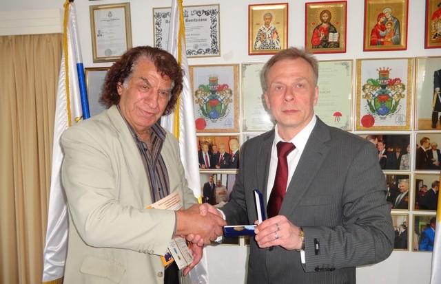 Кипрский архитектор получил награду от ИППО - Вестник Кипра
