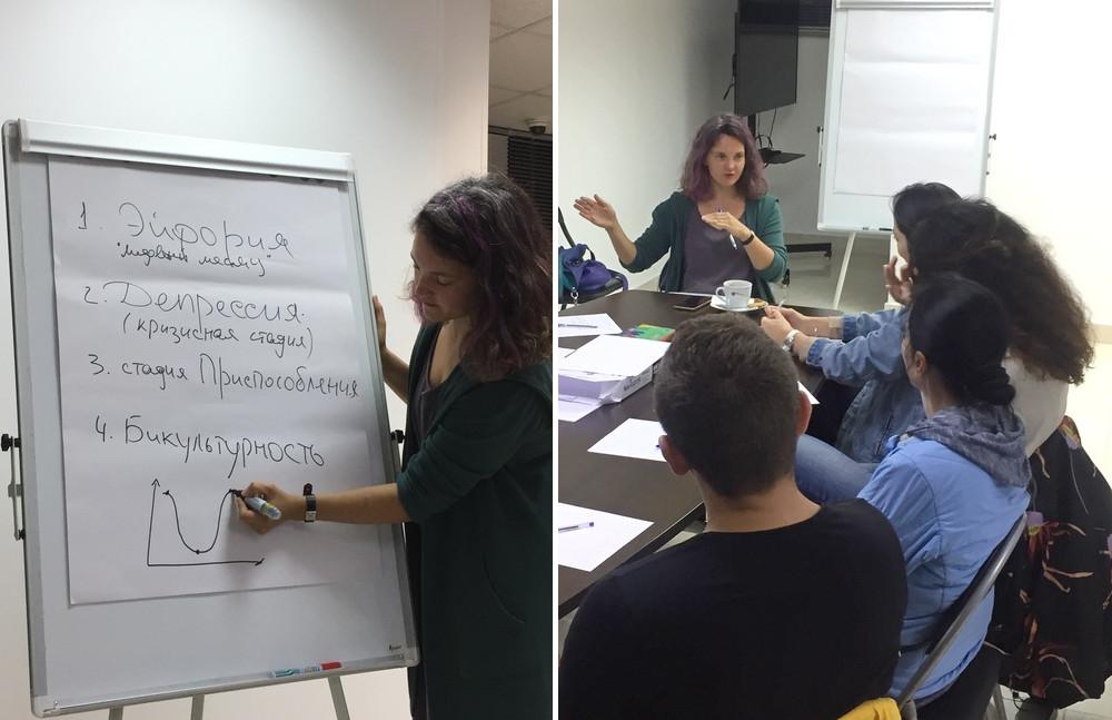 Встречи ВК: адаптация в новой стране - Вестник Кипра