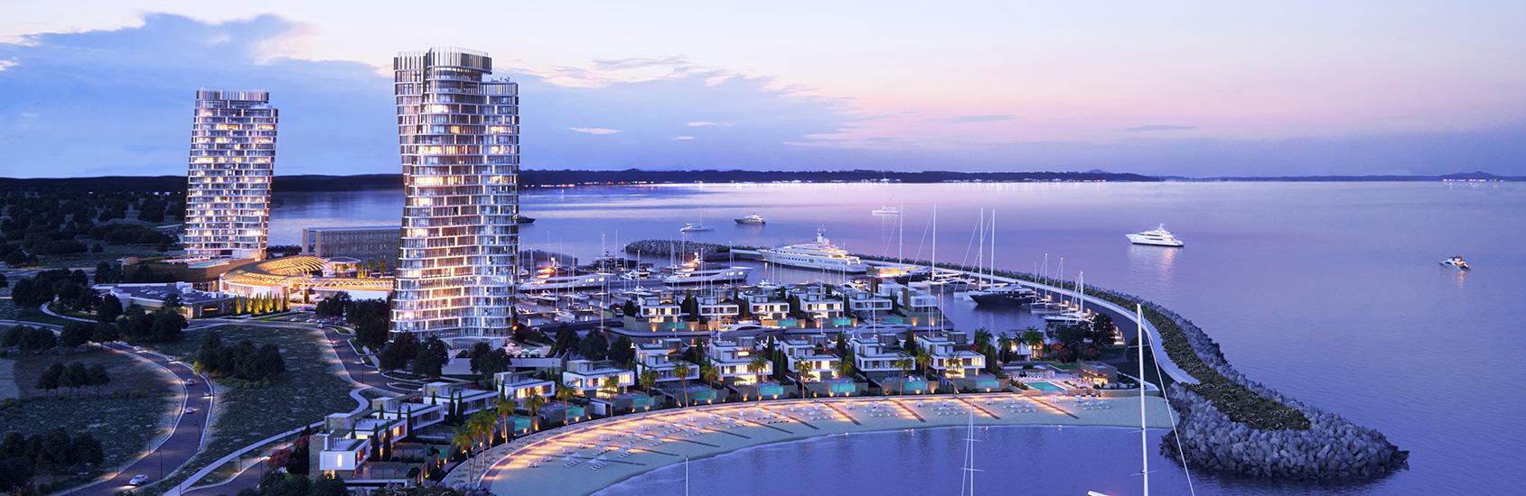 Объем частных инвестиций россиян в жилье на Кипре растет на 10-15% в год