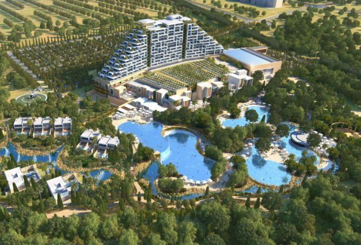 8 июня в Лимассоле начнут строить самое большое в Европе казино