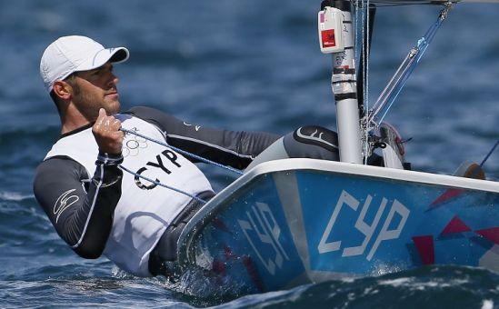 Павлос Контидис стал чемпионом Европы по парусному спорту - Вестник Кипра