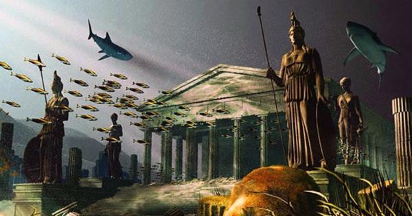 Российский исследователь ищет Атлантиду недалеко от Кипра