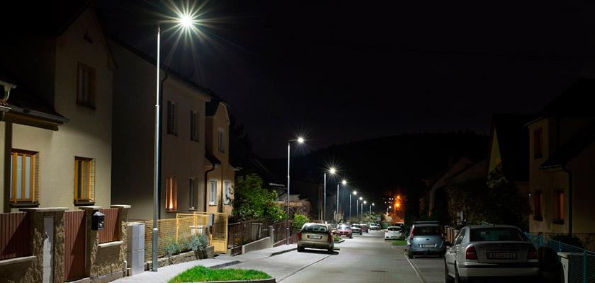 Улицы Никосии осветят светодиодные фонари   CypLIVE