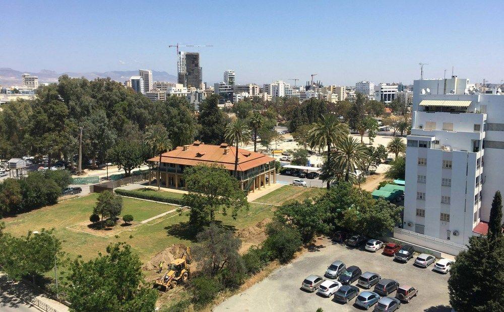 Новая библиотека, проспект и эко-квартал - Вестник Кипра