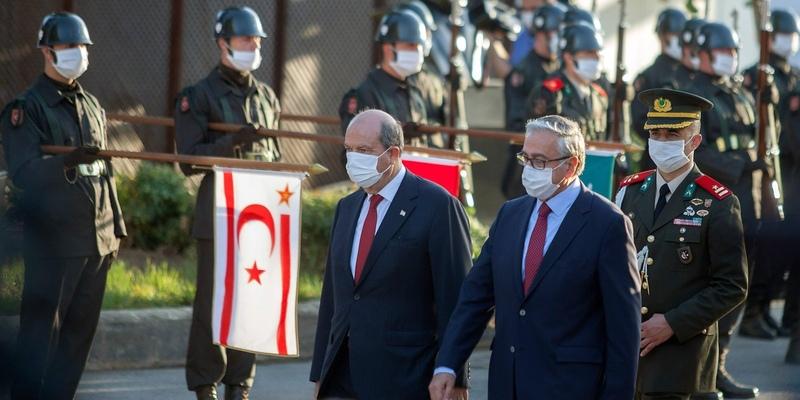На севере Кипра прошла инаугурация Татара