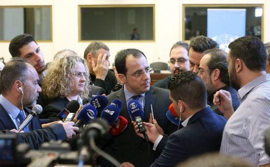 Никос Христодулидис: решение и близко, и далеко - Вестник Кипра