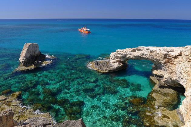 Кипр все еще во власти пыли