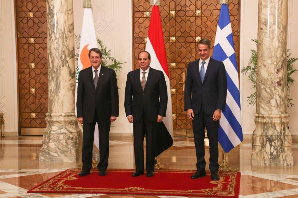 Греция, Египет и Кипр решили создать региональный газовый рынок