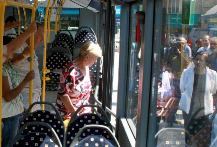 В автобусе в Никосии найдены 10 000 евро. Их владелец боялся новой «стрижки»