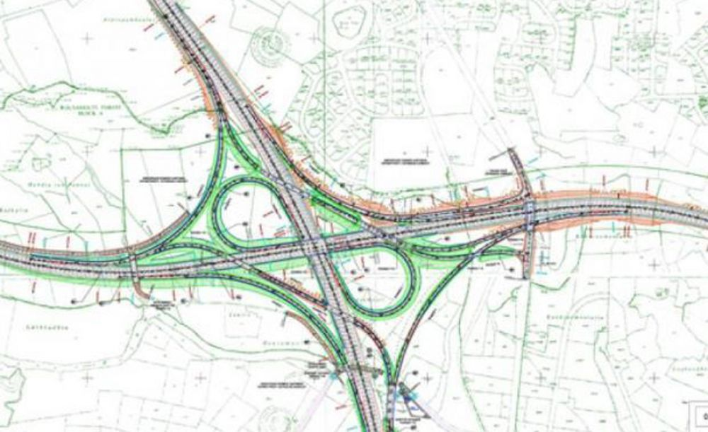 Пробки в Никосии исчезнут после открытия новой трассы - Вестник Кипра