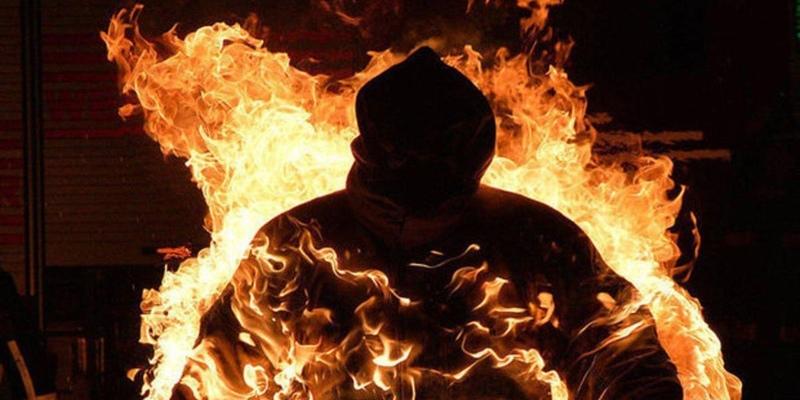 В Пафосе иностранный заключенный поджег свою камеру в знак протеста