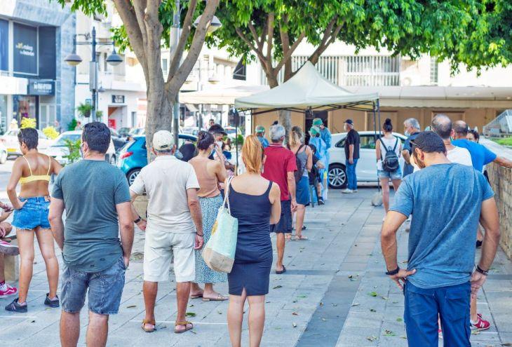 Минздрав Кипра сообщил о еще 15 случаях инфицирования Covid-19