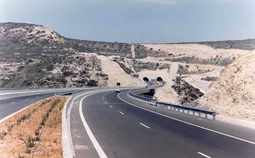 Сайт о дорогах, парковках и автобусных маршрутах - Вестник Кипра