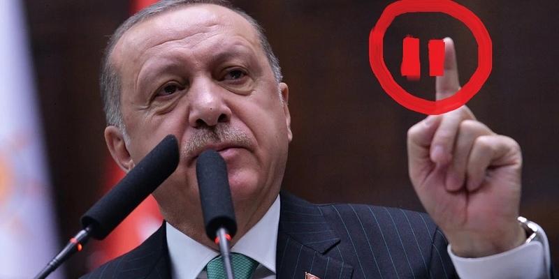 Эрдоган предложил поставить на паузу бурение у берегов Кипра