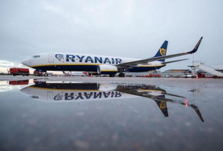 Ryanair начнет летать с Кипра в Ригу, Таллин, Дублин, Софию, Братиславу, Бухарест и Будапешт