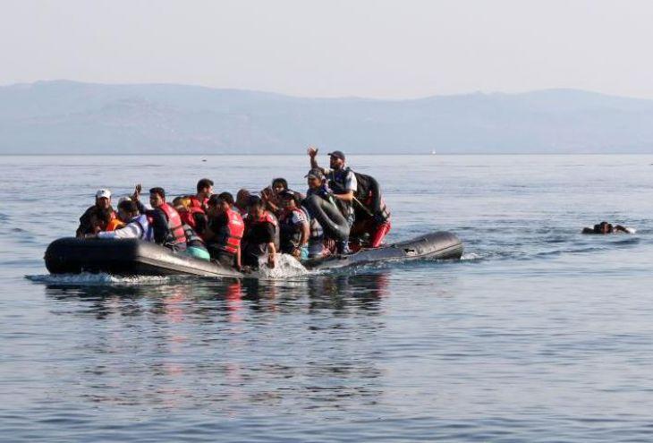 В Протарас прибыли 10 беженцев из Сирии