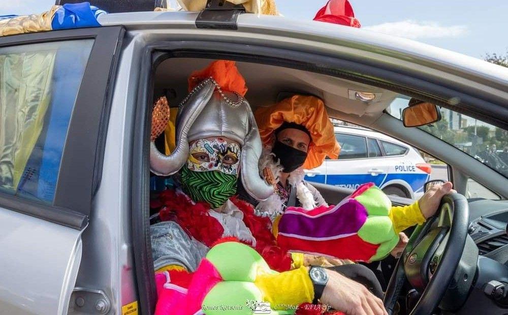 В Лимассоле нашли способ провести карнавальный парад - Вестник Кипра