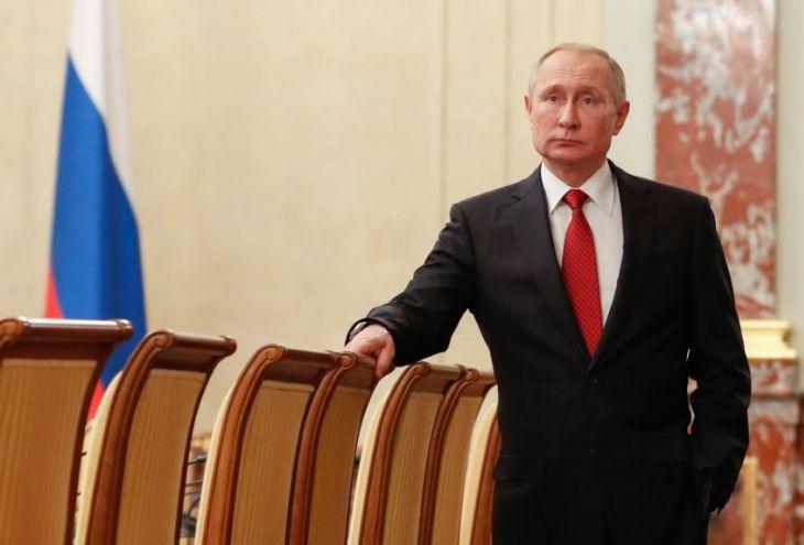 Путин предложил переписать Конституцию