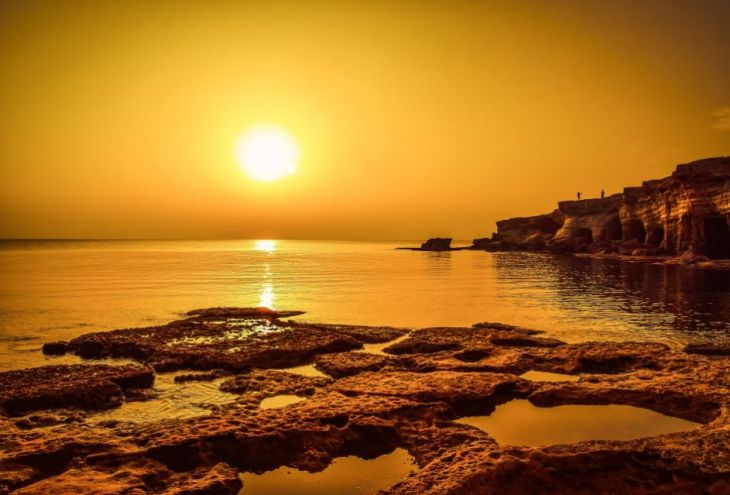 Кипр в середине сентября возвращает нас в июль