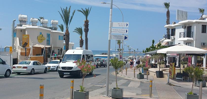 Май вступил в борьбу с пылью на Кипре | CypLIVE