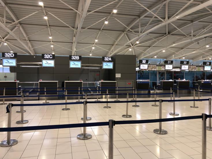 Кипр откроет аэропорты в два этапа, начиная с 9 июня