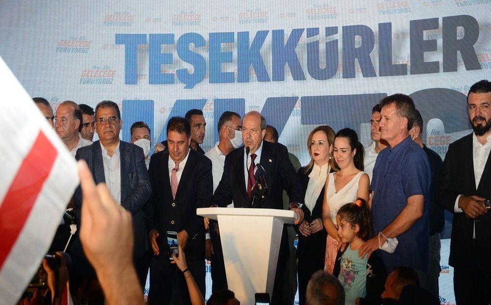 Новый лидер турок-киприотов и кипрский вопрос - Вестник Кипра