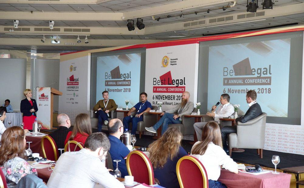 Конференция Best Legal. Общие проблемы IT бизнеса на Кипре - Вестник Кипра