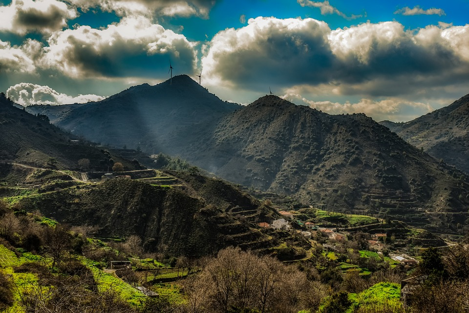 Шпионский квест в горах Троодос