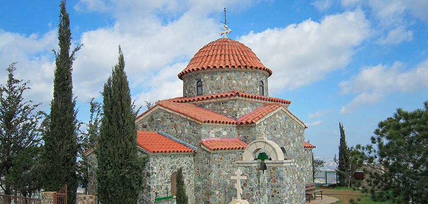 Воздвижение Креста Господня на Кипре | CypLIVE