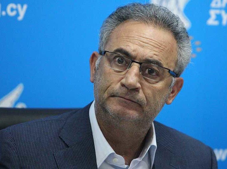 Россия осудила заявление лидера Disy, сомневающегося в российской позиции по Кипру