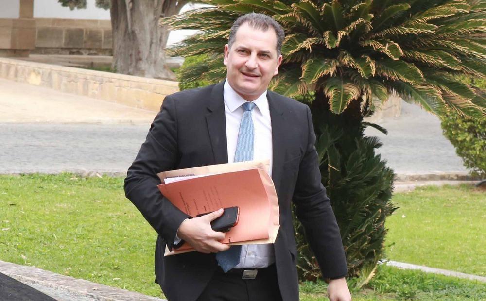 Министр энергетики Йоргос Лаккотрипис подал в отставку - Вестник Кипра