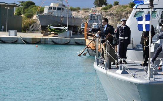 Больше патрульных катеров - Вестник Кипра