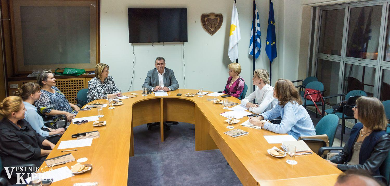 Мэр Агиос Афанасиос: проблемы нужно решать вместе - Вестник Кипра