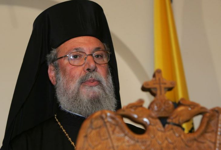 Архиепископ Кипра поссорился с учителями госшкол