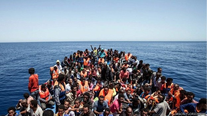 Новая партия беженцев, прибывшая на Кипр, отправлена домой
